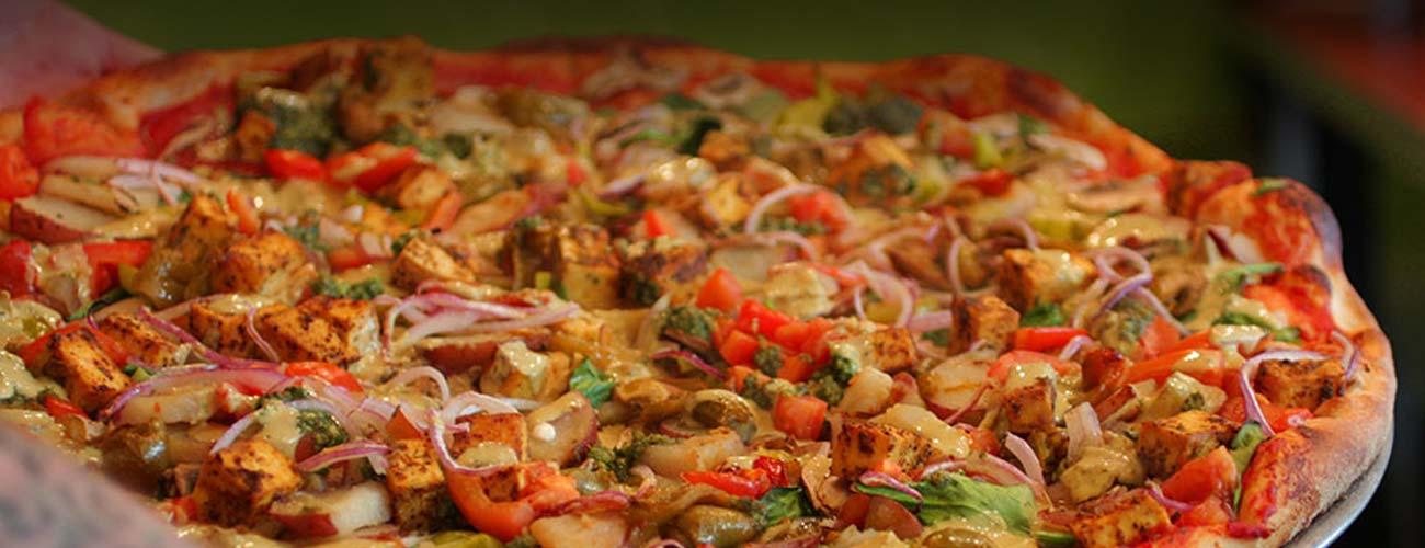 Explore the Beacon Street Pizza Menu online